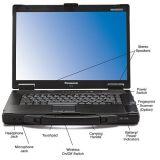 Звезда C5 SD MB подключает с Multi-Языками 250GB HDD средства программирования с компьтер-книжкой Toughbook CF52 для MB Diagnsis C5