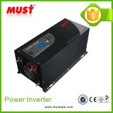 CC di Certificate 6000W del Ce di TUV Issued a CA Pure Sine Wave Power Inverter con Charger