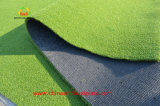Erba verde esterna e dell'interno artificiale per golf
