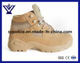 511カーキ色の戦術的なブートの軍隊のブートの砂漠ブートか戦闘用ブーツ(SYHJ-816B)
