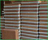 Almofada ondulada refrigerar evaporativo da celulose para aves domésticas do refrigerador de ar