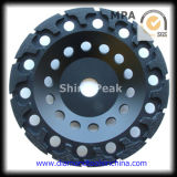 Diamante Cup Wheels para Polishing Concrete e Epoxy Resin Floor