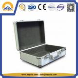 Casella di alluminio resistente per memoria dello strumento