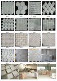 Großhandelsweißes/Schwarzes/Gold/graues Basalt-/Schiefer-/Shell-/Granit-/des Glas-/Travertin/Limstone/Steinfliese-Marmor-Mosaik