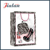 High End Lady's Shoes Fashion Hand Shopping Gift Paper Bag