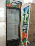 охладитель трудной двери 220L чистосердечный с одиночной дверью индикации
