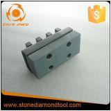 4 алмазного резца этапа меля точильщик Edco пригонок блоков