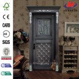 職人最もよい空のコア贅沢な木のドア