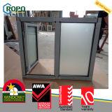 Doble acristalamiento PVC / PVC Tilt & Turn Window Cumplir a Australia Standard