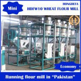 10t 짐바브웨 Wheat Flour Milling Machine