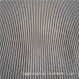 길쌈된 능직물 격자 무늬 평야 검사 옥스포드 옥외 자카드 직물 35% 폴리에스테 65% 나일론 혼합하 길쌈 직물 (H026B)