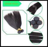 一等級のブラジルのバージンの毛の拡張まっすぐな人間の毛髪の織り方