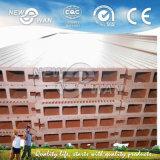 Projet composé en plastique en bois de Decking (NWPC-1122)