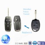 Le foyer 2011 et le Mondeo transmettent la clef futée pour Ford FOB