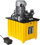 pompe électrique lourde active hydraulique Zhh700c-10b-II de 2.2kw 40L double