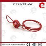 кабель нержавеющей стали 2m с UV замыканием кабеля PVC сопротивления