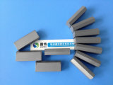 Lámina y disco del carburo de tungsteno para el corte de Hardmetal