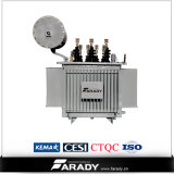 1 PCS Conservator 10kv Power Transformer 315 kVA S11