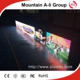 El alto panel de exhibición al aire libre de LED del rendimiento SMD P8