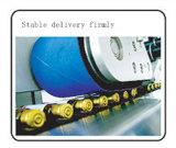 Horizontaler automatischer Phiole-kleiner Flaschen-klebriger Kennsatz-Etikettiermaschine