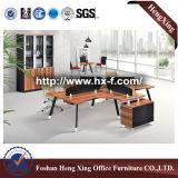 El sitio de trabajo de la oficina de dos asientos con dos el móvil tres dibuja el gabinete