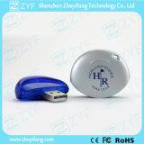 La venta caliente forma de sol de plástico de 2 GB de memoria USB (ZYF1278)