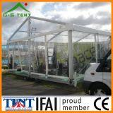 Festival trasparente che fa pubblicità alla tenda foranea Gsl-10 della tenda