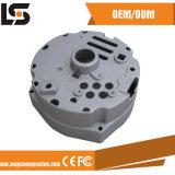 O cerco de alumínio do motor do dínamo morre as peças da carcaça