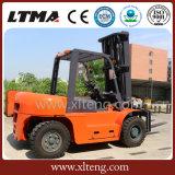 Tipo novo de China caminhão de Forklift Diesel de 6 toneladas para a venda