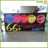 De hete Druk van de Banner van de Reclame Vinylpvc van de Verkoop Goedkope