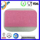 Molde da casa do bolo do silicone & moldes de cozimento do bolo de Pan&Silicone