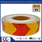 PVC 벌집 화살 디자인 사려깊은 스티커 Rolls 5cm (CG3500-AW)
