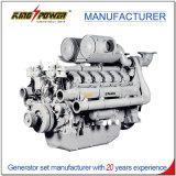 1500kw/1875kVA de Generator van de Dieselmotor van Perkins van het Type van container