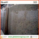 Ms verdadero natural Granite del Brasil Giallo Sf para las encimeras/los azulejos