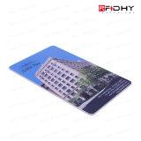 Scheda chiave della lettura della camera di albergo senza contatto lunga di distanza RFID
