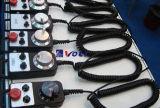 19-Core protégeant les cordons extensibles spiralés flexibles pour le générateur de pouls manuel