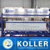 Сразу замерзающ без машины льда блока плиты соли алюминиевой (DK15)