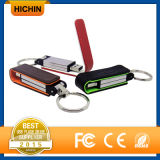 USB nobre Flash Stick 16GB de Leather