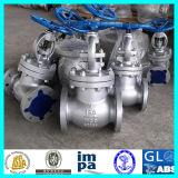 Clapets anti-retour de moulage de globe marin d'acier