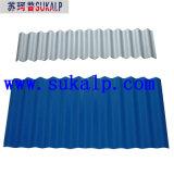 鋼板の屋根ふきシート
