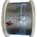 AISI 316 1X19 8mm Edelstahl-Kabel