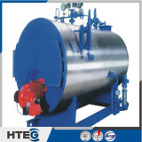 Petróleo de gás da série de Wns - caldeira de vapor despedida com boa qualidade