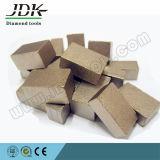 Jdk 300--2000mm Segment Diament voor Marmeren Knipsel