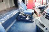 중국 Iveco 기술 쓰레기꾼 또는 나이지리아에서 최신 팁 주는 사람 트럭