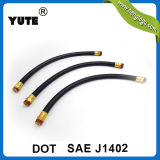 DOT Approved Fmvss 106 SAE J1402 Air Brake Hose dans Rubber Hose