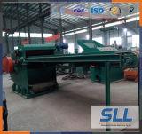 Desfibradora Chipper de madera ahorro de energía/venta caliente de madera de la máquina que saltara