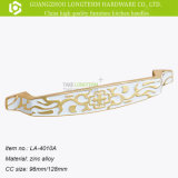 Классическая нанесённая ручка цвета слоновой кости ящика Zamak конструкции