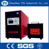 Elevado, Middle, Small Frequency Digital Induction Heating Machine para Steel Products
