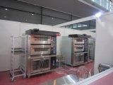 Elektrischer Luxuxofen mit Proofer für hohes klassisches Bäckerei-System
