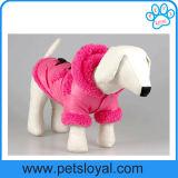 Il cane del cappotto dell'animale domestico del cotone di inverno della fabbrica copre gli accessori